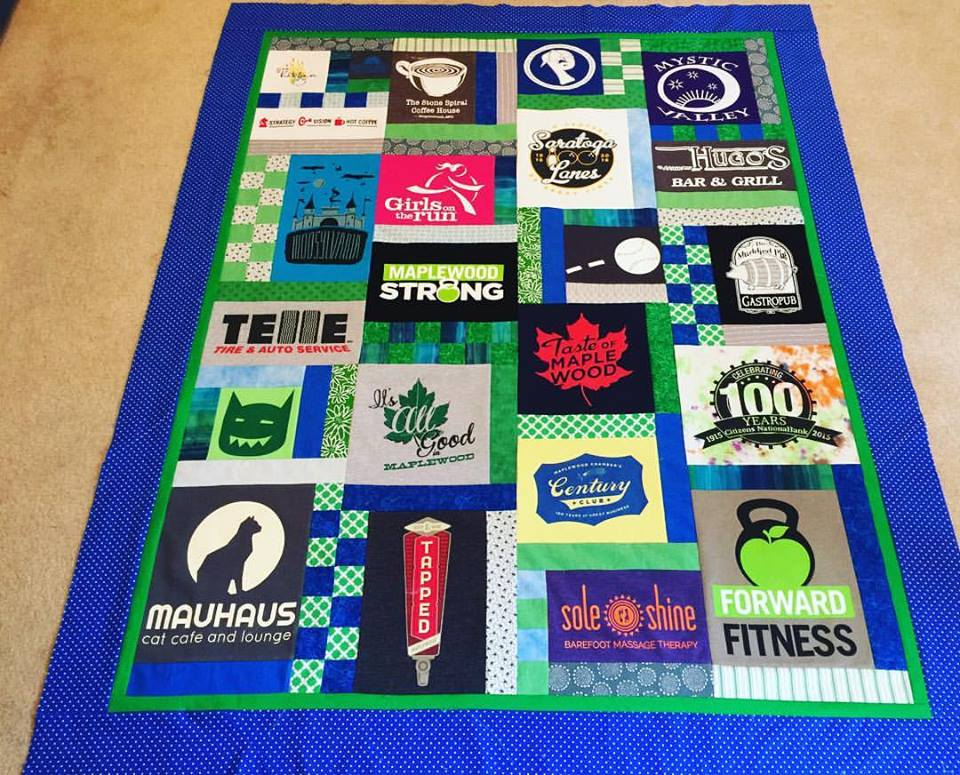Local Business Quilt
