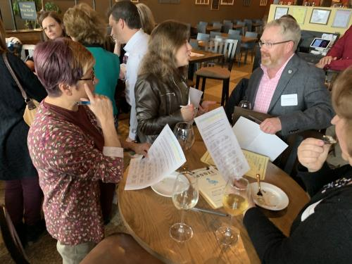 Spring Mix & Mingle at The Blue Duck