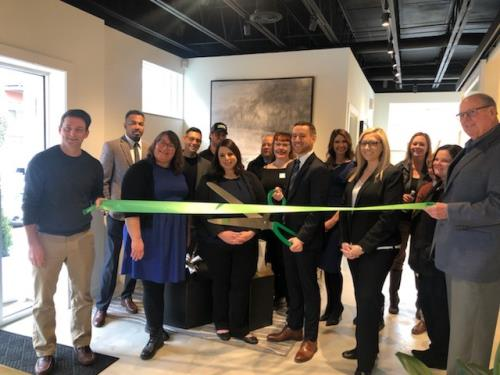 Ribbon Cutting | Voorhees Family Law